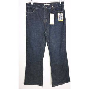 Levis 512 Boot Cut Perfectly Slimming Jeans